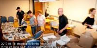 Städdag i fotoklubben av Johan Rosén